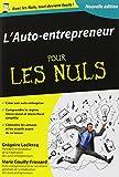 echange, troc Marie GOUILLY-FROSSARD, Grégoire LECLERCQ - L'auto-entrepreneur poche pour les Nuls, 2e