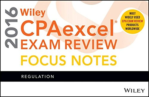 Wiley cpa the big 4 accounting firms wiley cpaexcel exam review 2016 focus notes regulation fandeluxe Choice Image