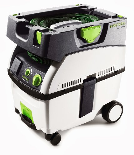 Festool 584165 Ct Midi Hepa 3.3 Gallon Mobile Dust Extractor front-615249