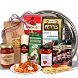 Italian Dinner For Mom - Mother's Day Gift Basket