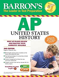 What should I do to prepare for AP US History?