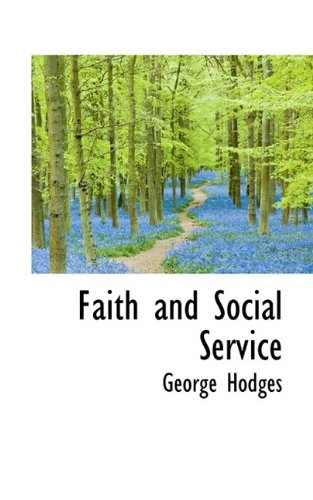 Faith and Social Service