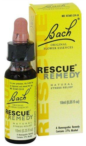 Отзывы Bach Flower Essences Rescue Remedy Flower Essence