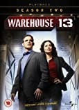 Warehouse 13 Season 2 [DVD]