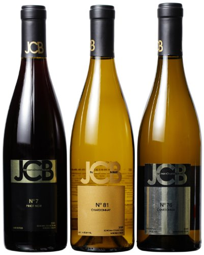 Jcb Wines Enticing Chardonnay And Pinot Noir Mixed Pack 3 X 750 Ml