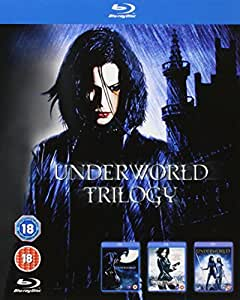 Underworld 1-3 Box Set [Blu-ray]
