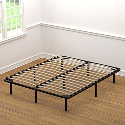 Handy Living Wood Slat Bed Frame Queen (Wood Slat Bed compare prices)