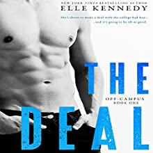 The Deal Audiobook by Elle Kennedy Narrated by Lorelei Avalon