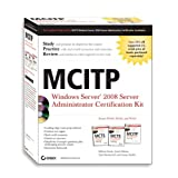 img - for MCITP: Windows Server 2008 Server Administrator Certification Kit book / textbook / text book