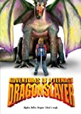 Cover art for  Adventures of a Teenage Dragonslayer