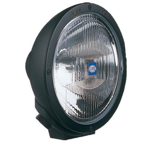LED Driver side WITH install kit 2010 International 4000 SERIES-LH Door mount spotlight -Black 6 inch
