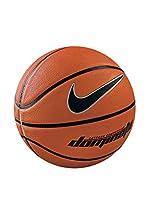 Nike Balón de Baloncesto Nk Dominate (Naranja / Negro)