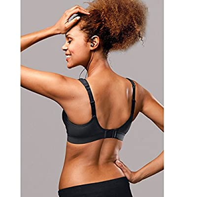 Shock Absorber Womens Stretch Knit Sports Bra Without Underwiring