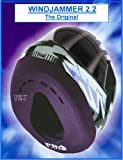"WINDJAMMER 2 ""REDUCES WIND NOISE"" fits all Full Face Helmets. The original often copied !"