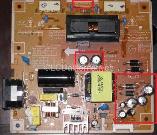 Repair Kit, Samsung 940