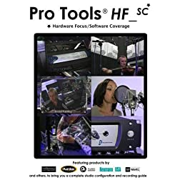 Pro Tools HF_SC : Studio Set Up and Recording DVD