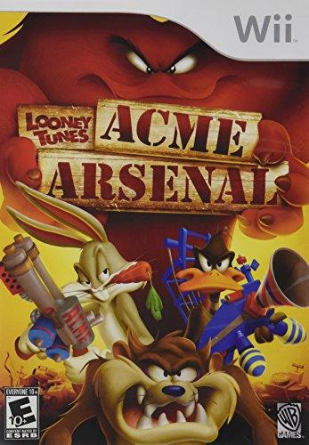 Looney Toons: Acme Arsenal - Nintendo Wii - 1