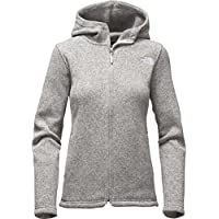 The North Face Women's Crescent Full-Zip Hoodie (Multiple Colors in Multiple Sizes)