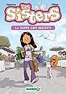 Les Sisters en roman, tome 7 : La Foire aux secrets