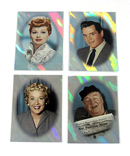 I Love Lucy 50Th Anniversary Card Set