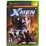 X-Men Legends: 2 - Rise of Apocalypse XBOX Live Enabled