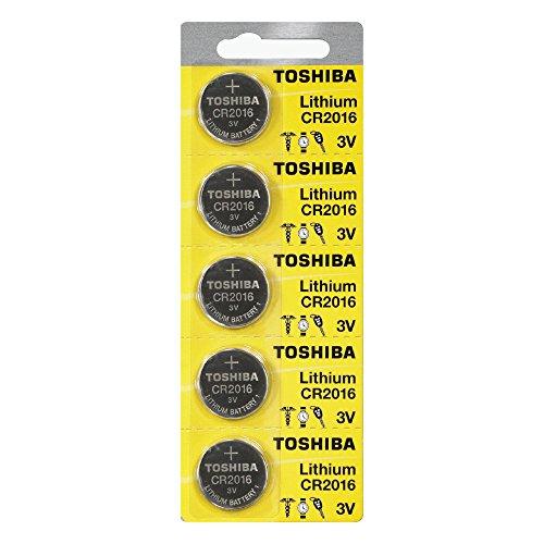 Toshiba CR2016 3 Volt Lithium