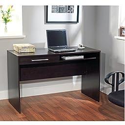 Simple Living Taylor Writing Espresso Desk