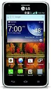 LG Mach 4G Android Phone (Sprint)
