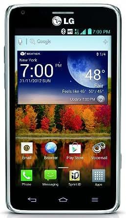 LG Mach, Gray 8GB (Sprint)