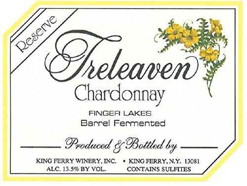 2012 Treleaven Reserve Chardonnay Finger Lakes 750 Ml