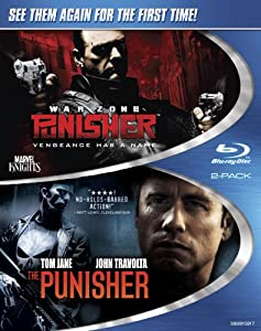 The Punisher / Punisher: War Zone (Two-Pack) [Blu-ray] by Lionsgate