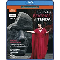 Beatrice Di Tenda [Blu-ray]