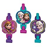 Disney Frozen Blowouts Birthday and Theme Party Supplies 8 per Pack