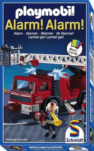 Playmobil – Alarm! Alarm! (Spiel) als Geschenk
