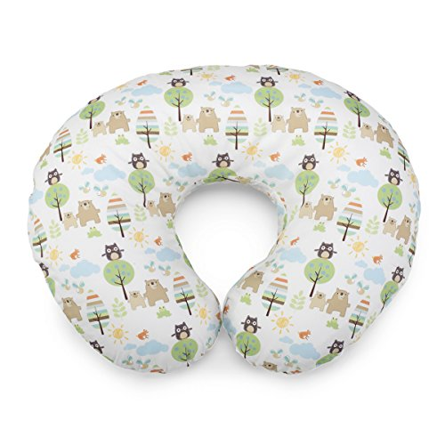 Chicco 7990232 Honey Bear Cuscino Boppy Con Fodera Cotone
