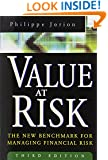 Value at Risk: The New Benchmark for Managing Financial Risk, 3rd Edition