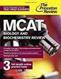 img - for MCAT Biology and Biochemistry Review: New for MCAT 2015 (Graduate School Test Preparation) book / textbook / text book