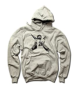 LeVeon Bell NFLPA Pittsburgh Steelers Youth Hoodie LeVeon Bell Scream from 500 Level