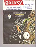 Galaxy, Vol. 22, No. 1 (October, 1963) (1415563101) by Cordwainer Smith