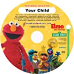 Personalized Elmo CD for Children