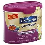 Enfamil Gentlease Infant Formula, for Fussiness & Gas, Milk-Based Powder with Iron, For Newborns & Infants 0-12 Months, 21.5 oz.