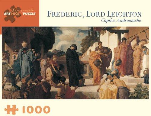 Frederic, Lord Leighton: Captive Andromache (Pomegranate Artpiece Puzzle)
