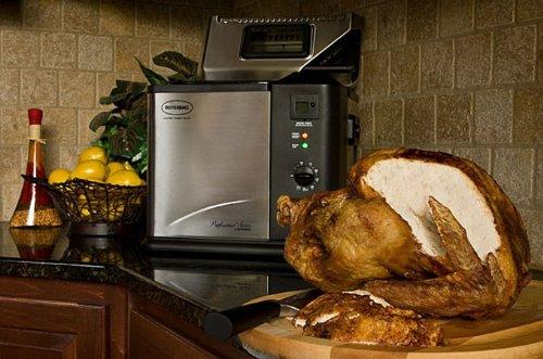 Masterbuilt 20010109 Butterball Professional Series Indoor Electric Turkey Fryer