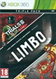 Xbox Live Hits Collection with Limbo,Trials HD and Splosion Man (Xbox 360)