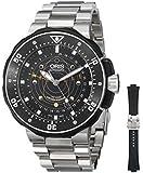 Oris Pro Diver Pointer Moon Mens Watch Kit 761 7682 7154 RS+MB