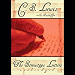 The Screwtape Letters Audiobook by C.S. Lewis Narrated by Ralph Cosham