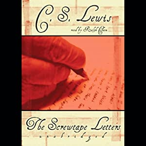 the screwtape letters audiobook cs lewis audiblecom With cs lewis screwtape letters audiobook