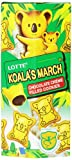 Lotte Koala Cookie Chocolate, 1.45-Ounce Cookies (Pack Of 12)