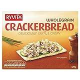 Ryvita Wholegrain Crackerbread 125G