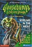 img - for Goosebumps Live on Stage book / textbook / text book